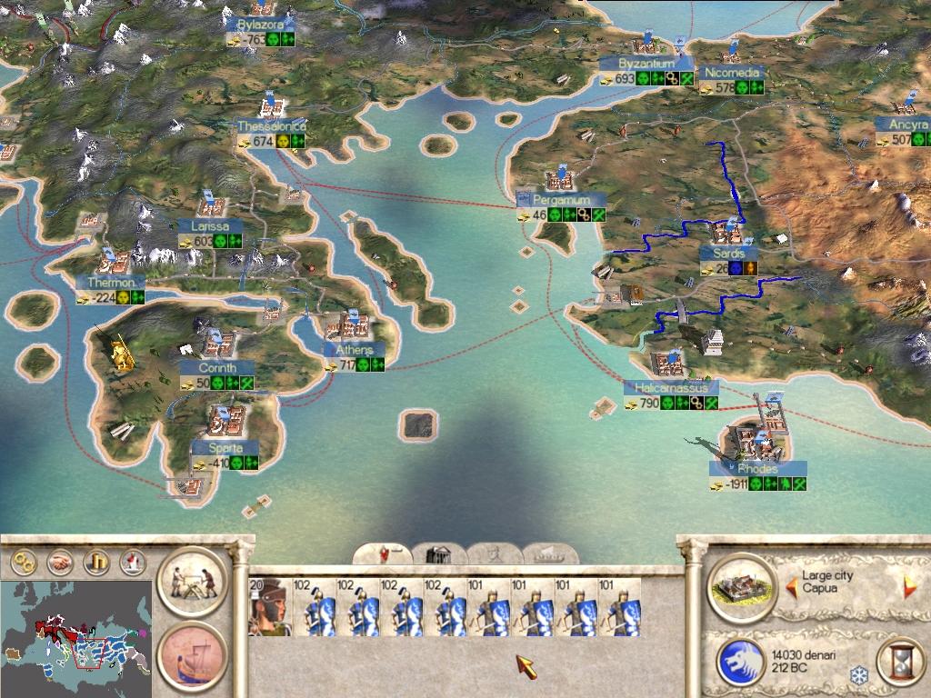 Как сделать в rome total war все фракции - ФоксТел-Юг